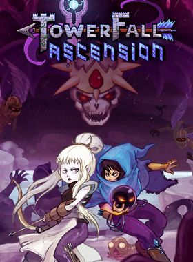 TowerFall Ascension Key Art