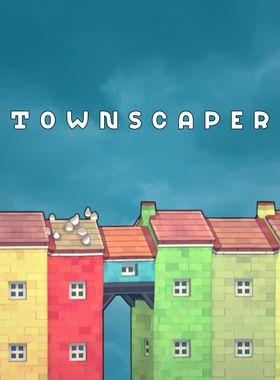 Townscaper Key Art