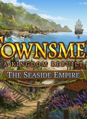 Townsmen - A Kingdom Rebuilt: The Seaside Empire Key Art
