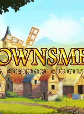 Townsmen - A Kingdom Rebuilt Key Art