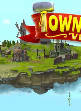 Townsmen VR Key Art