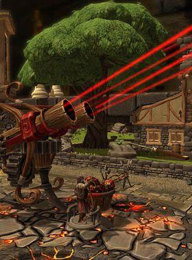 Toy Soldiers: War Chest Key Art