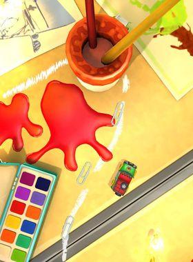 Toybox Turbos Key Art