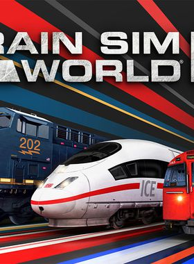 Train Sim World 2 Key Art