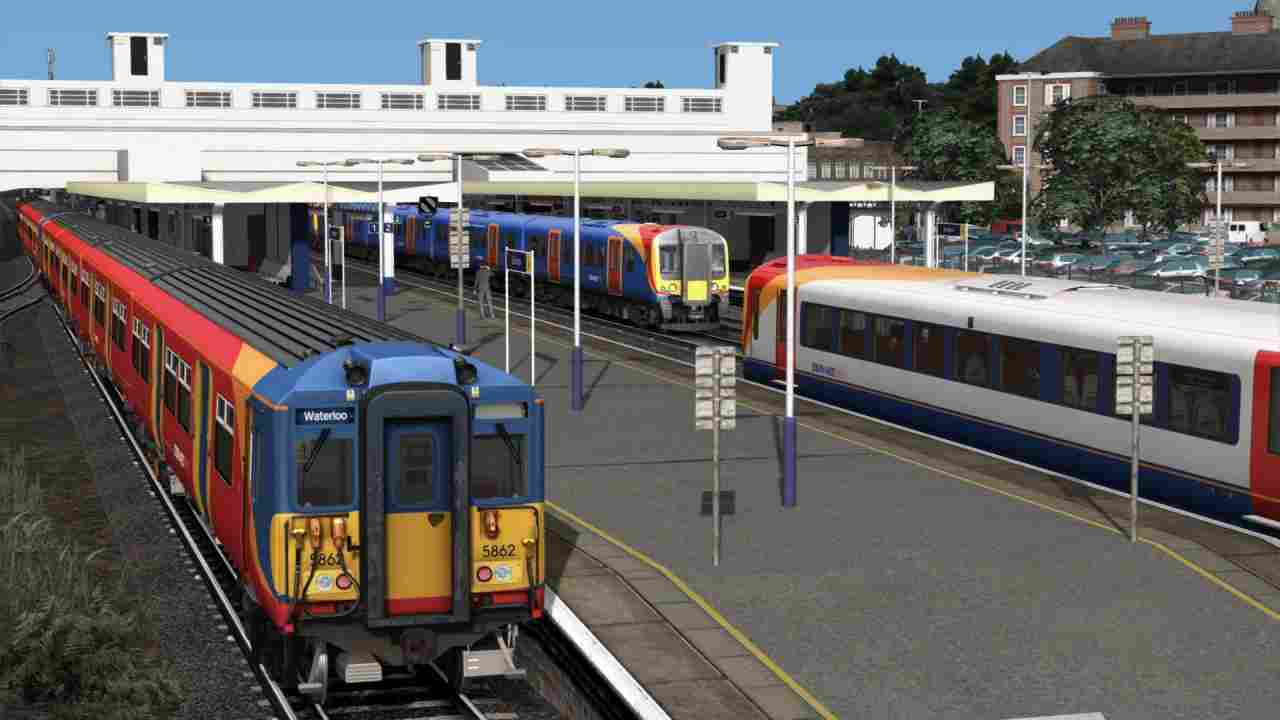 Train Simulator 2019 Thumbnail