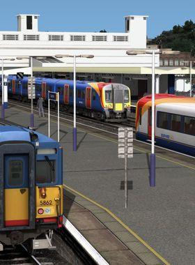 Train Simulator 2019 Key Art