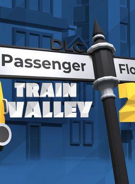 Train Valley 2 - Passenger Flow Key Art