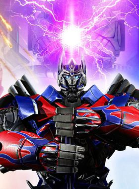 Transformers: Rise of the Dark Spark Key Art