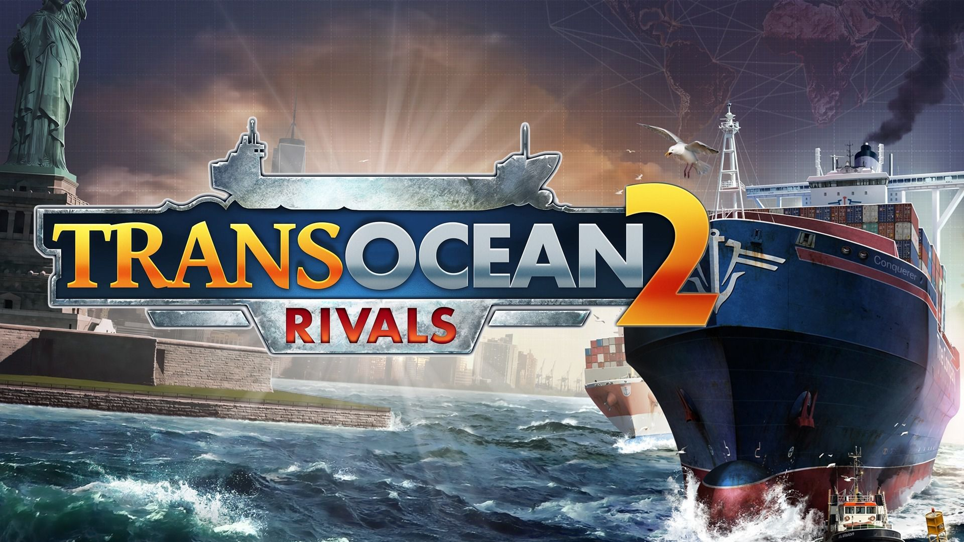 TransOcean 2: Rivals Video