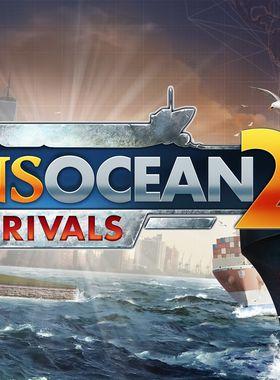 TransOcean 2: Rivals Key Art