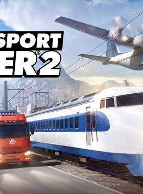 Transport Fever 2 Key Art