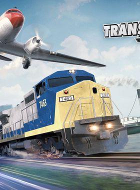 Transport Fever Key Art