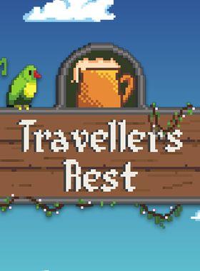 Travellers Rest Key Art
