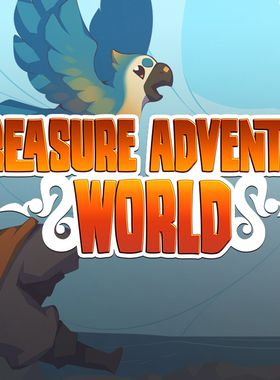 Treasure Adventure World Key Art