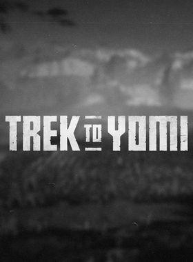 Trek to Yomi Key Art