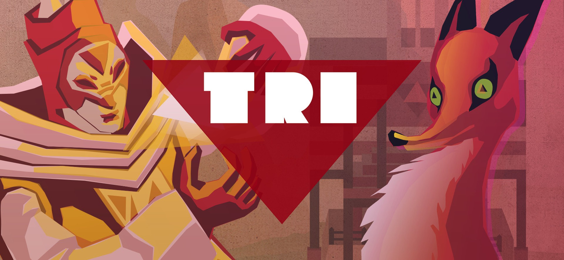 TRI: Of Friendship and Madness Video