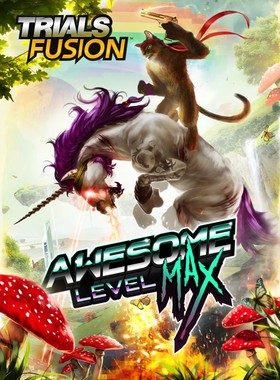 Trials Fusion - Awesome Level Max Key Art