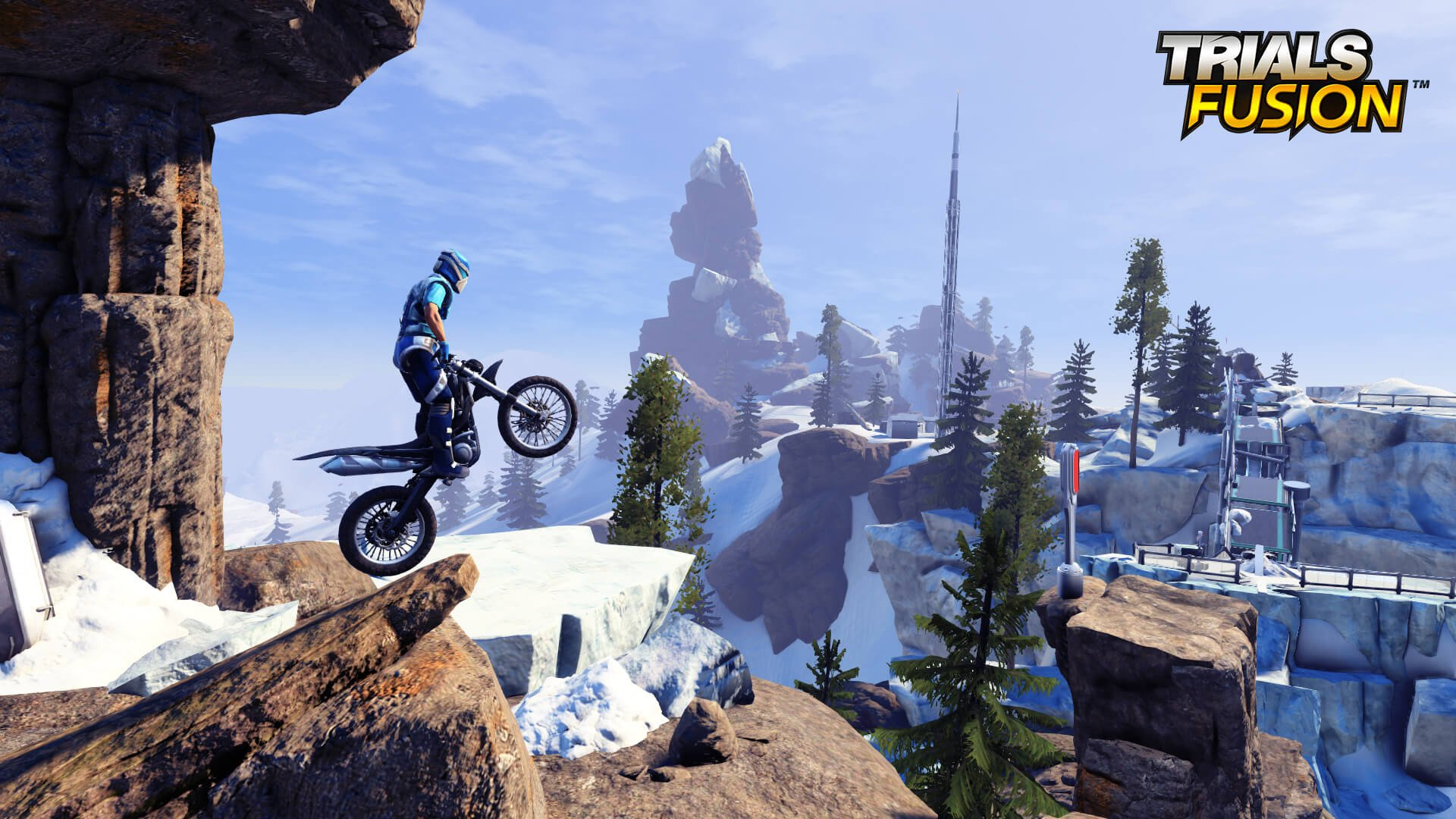 Trials Fusion Video