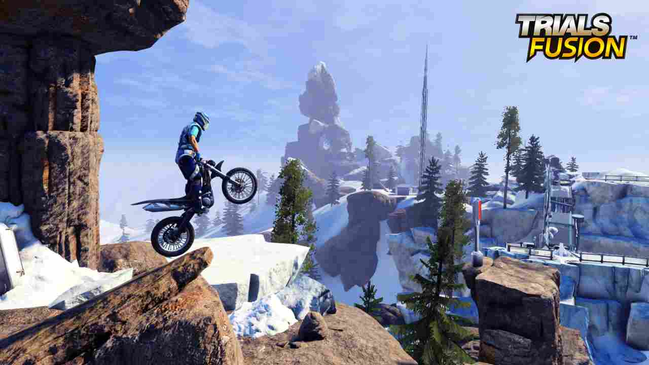 Trials Fusion Background Image