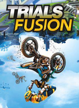 Trials Fusion Key Art