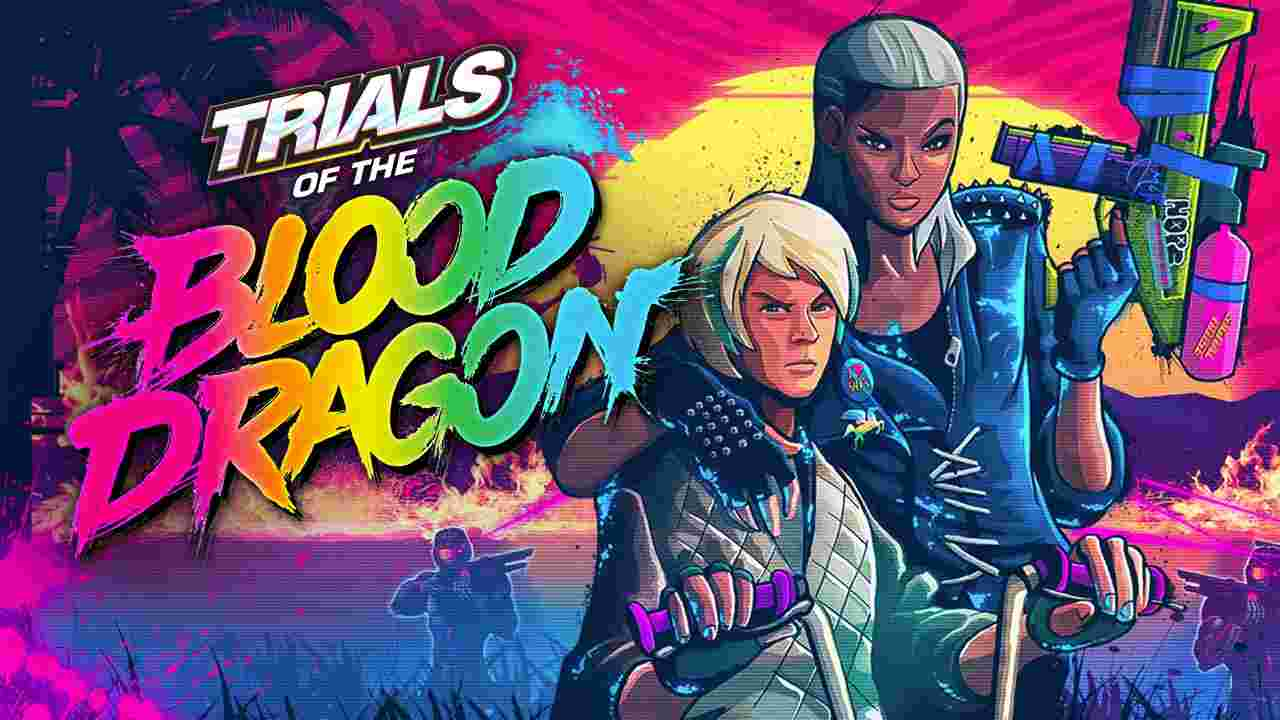 Trials of the Blood Dragon Thumbnail