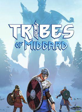 Tribes of Midgard Key Art