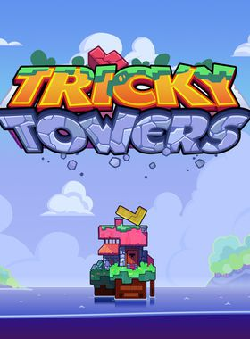 Tricky Towers Key Art