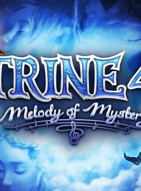 Trine 4: Melody of Mystery Key Art