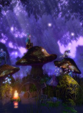 Trine: Enchanted Edition Key Art