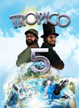 Tropico 5 Key Art
