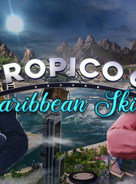 Tropico 6 - Caribbean Skies Key Art