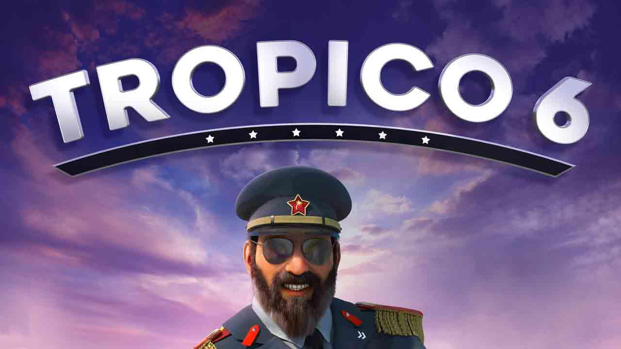 Tropico 6 Background Image