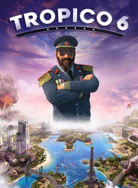 Tropico 6 Key Art