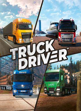 Truck Driver Key Art