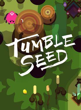 TumbleSeed Key Art