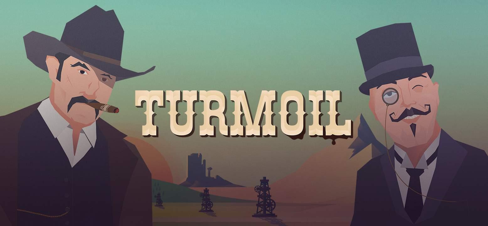 Turmoil Background Image