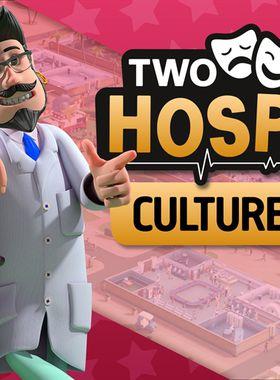 Two Point Hospital: Culture Shock Key Art