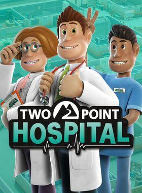 Two Point Hospital Key Art