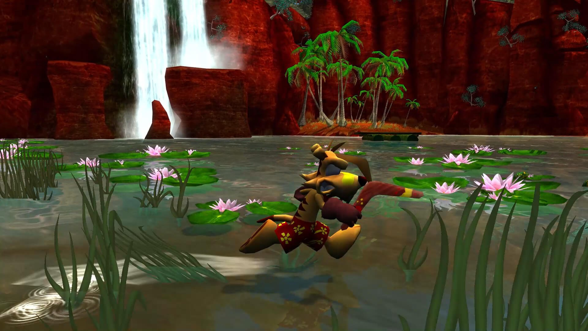 Ty the Tasmanian Tiger Video