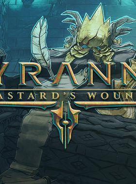 Tyranny: Bastard's Wound Key Art