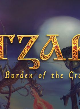 Tzar: The Burden of the Crown Key Art