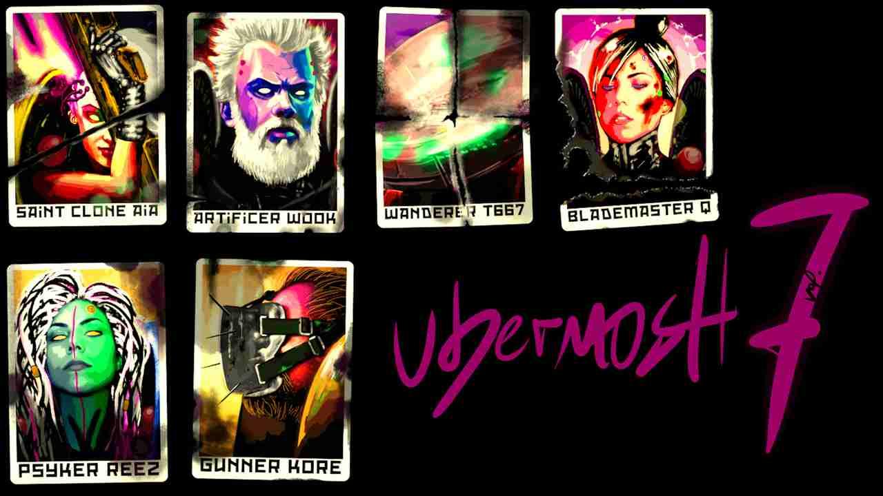 Ubermosh Vol.7
