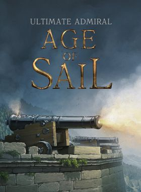 Ultimate Admiral: Age of Sail Key Art