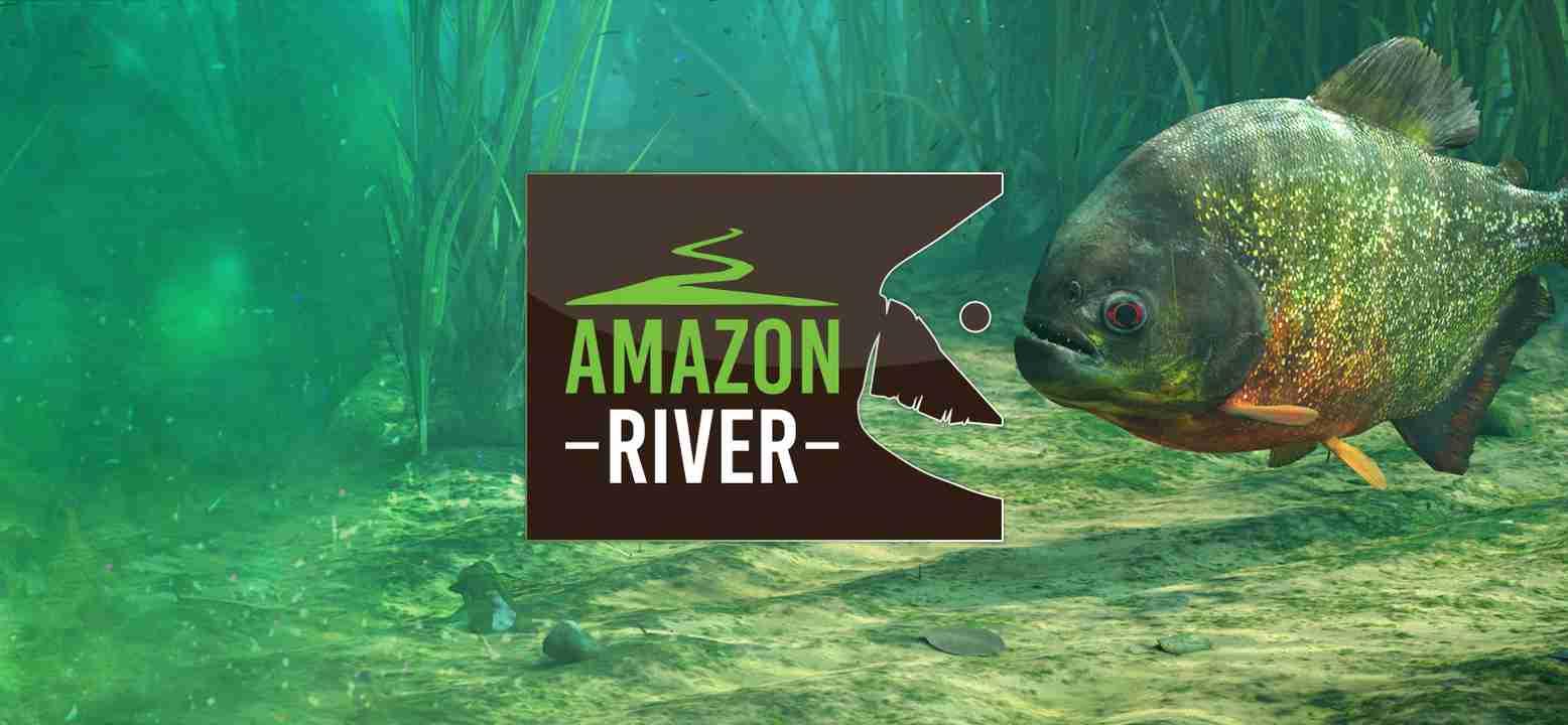 Ultimate Fishing Simulator - Amazon River