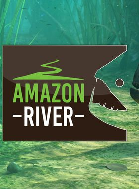 Ultimate Fishing Simulator - Amazon River Key Art