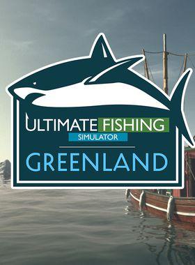 Ultimate Fishing Simulator - Greenland Key Art