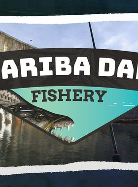 Ultimate Fishing Simulator - Kariba Dam Key Art