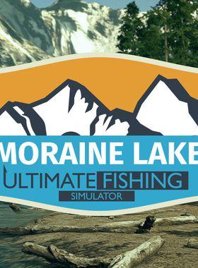 Ultimate Fishing Simulator - Moraine Lake Key Art