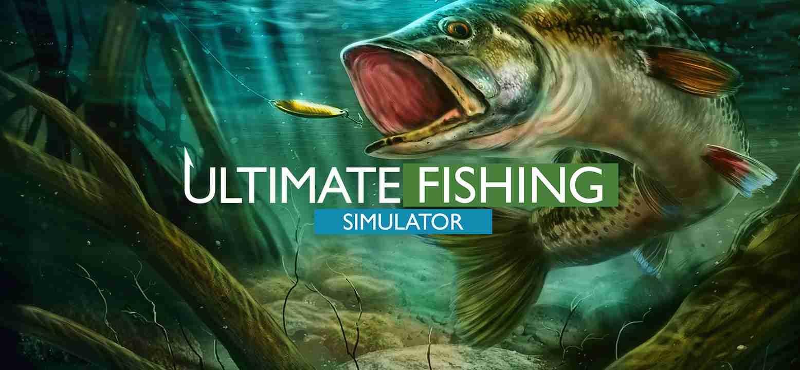 Ultimate Fishing Simulator Thumbnail