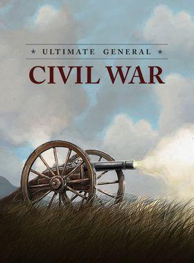 Ultimate General: Civil War Key Art